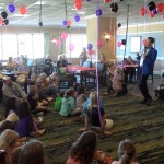 The Amazing Gary Magic Show was a huge hit from not only the kids but the adults too!