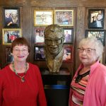 Marion, Arlene and we can't forget Harry Caray!