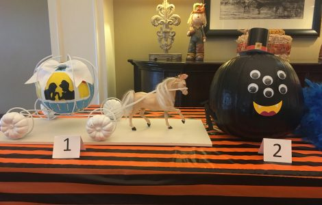 Annual Halloween Spooktacular – October 26th, 6:30pm – 8:00pm