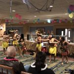 What a great show the Royal Polynesian Revue put on for all of us here at The Fountains!